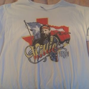 Willie Nelson Shirt
